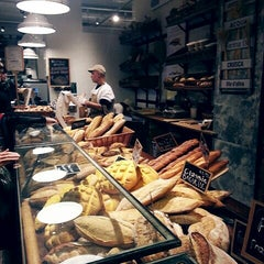 Photo taken at Eataly NYC by Soowan P. on 3/12/2013
