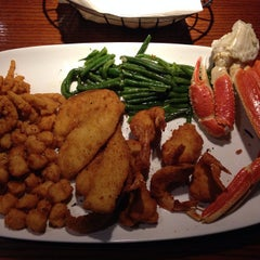 Photo taken at Red Lobster by James on 10/17/2013