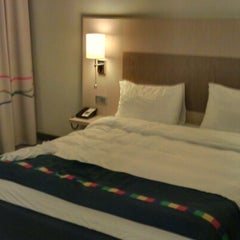 Photo taken at Park Inn by Radisson, Astrakhan by sm1t on 11/3/2012