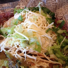 Photo taken at Chipotle Mexican Grill by Christin H. on 11/8/2012