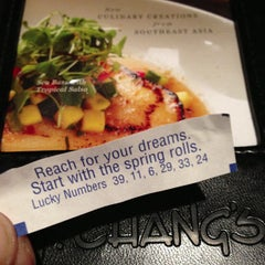 Photo taken at P.F. Chang's by Dustin C. on 4/20/2013