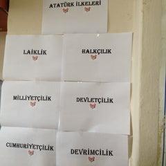 Photo taken at Harun Resit Ilkogretim Okulu by S Can O. on 6/7/2015