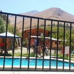 Photo taken at Camping El Olivo by David B. on 2/16/2014