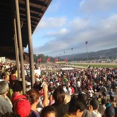 Photo taken at Valparaíso Sporting Club by Javier B. on 2/3/2013