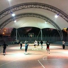 Photo taken at 上海耐克篮球公园 by Feng Z. on 1/23/2013