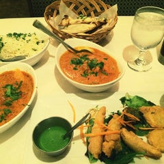Photo taken at Gaylord Fine Indian Cuisine by Czarina M. on 5/12/2014