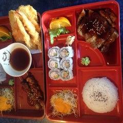 Photo taken at Tora Sushi by Ariel W. on 8/2/2014