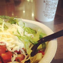 Photo taken at Chipotle Mexican Grill by Zach M. on 1/26/2014