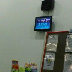 Photo taken at Bank Simpanan Nasional (BSN) by Hamirul K. on 3/7/2013