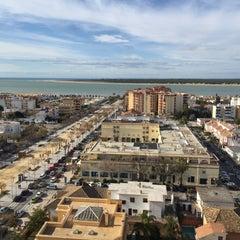 Foto tomada en Hotel Guadalquivir por José Miguel G. el 2/28/2015