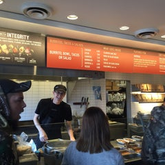 Photo taken at Chipotle Mexican Grill by Aaron D. on 10/28/2015