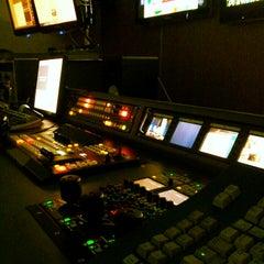 Photo taken at TV da Igreja Universal by Dante D. on 11/7/2012