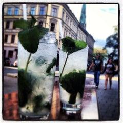 Photo taken at Bar Boca by Karianne L. on 7/14/2013