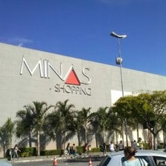 Photo taken at Minas Shopping by Douglas F. on 3/3/2013