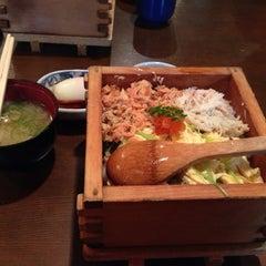 Photo taken at うなぎと和食 いとう by Tsuyoshi I. on 10/30/2013