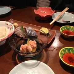 Photo taken at うなぎと和食 いとう by Tsuyoshi I. on 1/25/2013