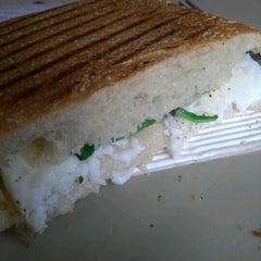 Photo taken at Panera Bread by David P. on 10/6/2012