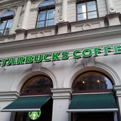 Photo taken at Starbucks by Сергей Л. on 1/5/2013