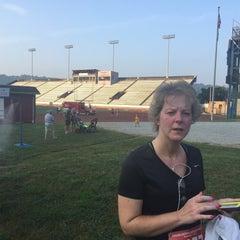 Photo taken at University of Charleston Stadium at Laidley Field by Patrick R. on 9/5/2015
