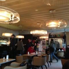 Das Foto wurde bei Café Leopold von Max K. am 1/13/2013 aufgenommen