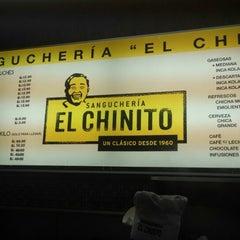 Photo taken at El Chinito by David B. on 6/28/2014