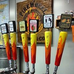 Photo taken at Firewheel Brewing Co. by Jon S. on 9/13/2014