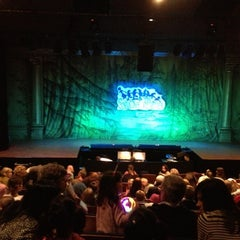 Photo taken at Swan Theatre by Nicholas M. on 12/21/2012