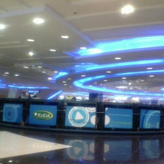 Photo taken at SM Cubao - Cyberzone by Rhiegie B. on 8/9/2013