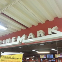 Photo taken at Cinemark by Darlan F. on 10/26/2012