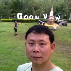 Photo taken at Goodview River Resort and Camping by Bung S. on 4/13/2013