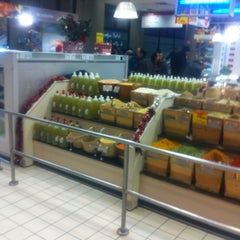 Photo taken at Carrefour Market LAFAYETTE by Saif Eddine on 12/30/2012