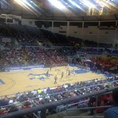 Photo taken at Burton Coliseum by Katy P. on 3/14/2014