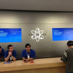 Photo taken at Apple Store, Carlsbad by Kelly S. on 2/3/2013