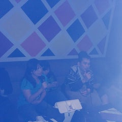 Photo taken at Lime Light Family Karaoke & Cafe by Lucky H. on 9/13/2014