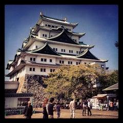 Photo taken at 名古屋城 (Nagoya Castle) by gorobros on 10/20/2012