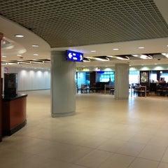 Photo taken at Aeropuerto Internacional de Mérida (MID) by William C. on 10/20/2012