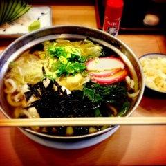 Photo taken at Sushi Yassu by Eiji K. on 10/19/2012