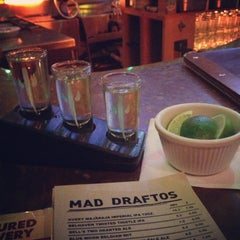 Photo taken at Mad Mex by drownthedays on 3/2/2013