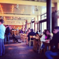 Photo taken at Café Belga by Marina B. on 5/3/2013