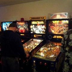Photo taken at CP Pinball by Chris W. on 11/11/2012