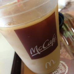Photo taken at McDonald's by Ceena Giselle C. on 3/5/2013
