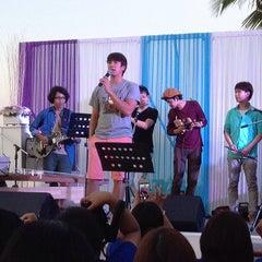 Photo taken at Pattaya Sea Sand Sun Resort And Spa by Onanong B. on 12/10/2014