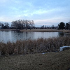 Photo taken at Huston Lake Park by Laura D. on 3/9/2013
