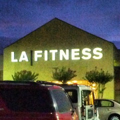 Photo taken at LA Fitness by Adriano G. on 7/23/2013