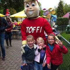 Photo taken at Amusementspark Tivoli by Sander S. on 5/10/2013