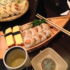 Photo taken at Daruma Sushi Bar by Dan W. on 9/12/2013