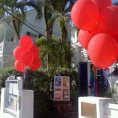 Photo taken at La Te Da by Susan K. on 6/27/2013