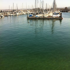 Photo taken at Sea Lion Observatory Deck by Chompuporn S. on 5/1/2013