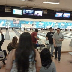 Photo taken at Schofield Barracks Bowling Alley by Tracy A. on 12/17/2012
