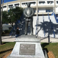 Photo taken at George M. Steinbrenner Field by Justin S. on 3/21/2013